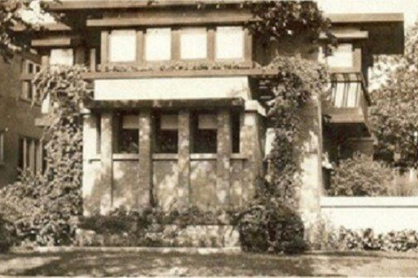 emil bach house history