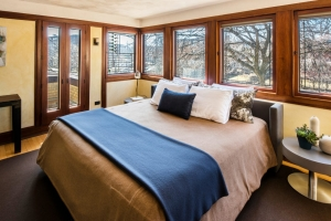 emil bach house master bedroom 2
