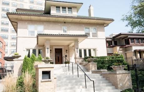 lang house exterior