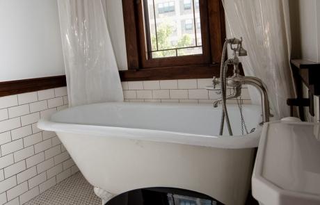 emil bach house bath tub