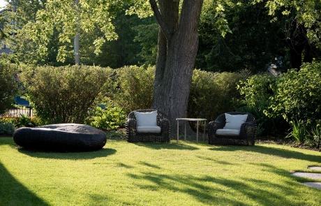 emil bach house garden