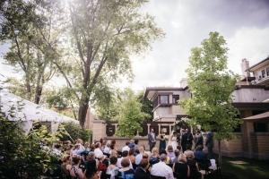 wedding at emil bach house