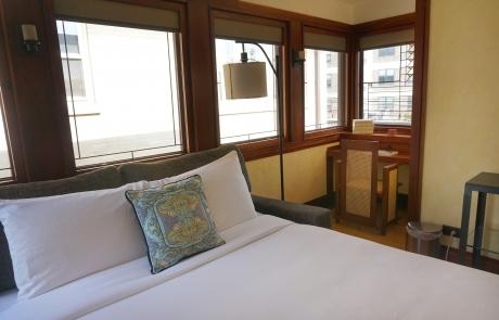 Lang House Bedroom