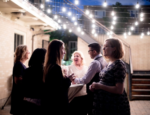 Outdoor Party Tips for Guests of the Emil Bach and Lang House