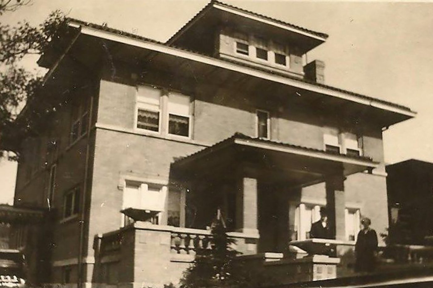 lang house chicago history