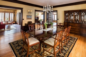 lang house chicago dining room