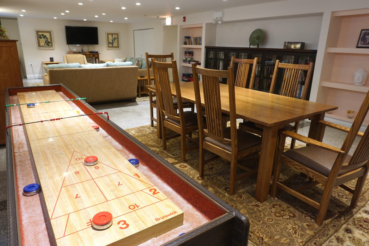 lang house chicago game room